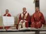 Drei Illmitzer Priester