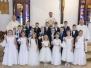 Wir sind ein Geschenk Gottes: 18 Kinder feierten ihre Heilige Erstkommunion!