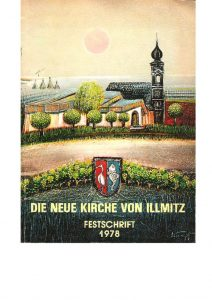 thumbnail of Kirchenbau-Illmitz_Festschrift_1978