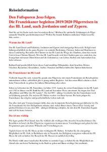 thumbnail of Heiliges Land_ReiseInfo