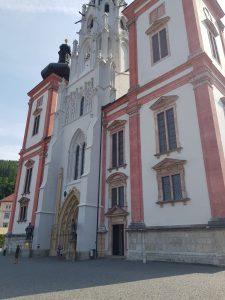 Fußwallfahrt Mariazell ab Illmitz