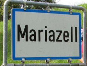 Einzug der Mariazellwallfahrer